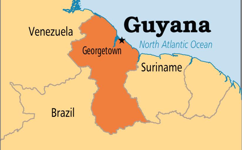 Guyana Trip Itinerary