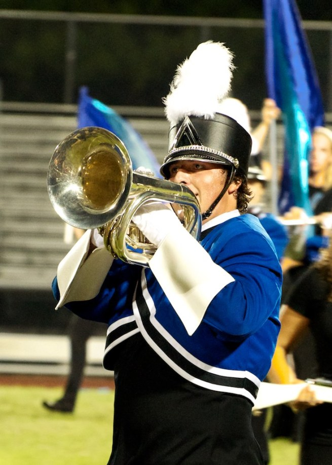 Will playing baritone