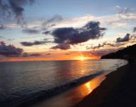 St. Kitts sunset