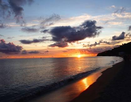 St. Kitts sunset