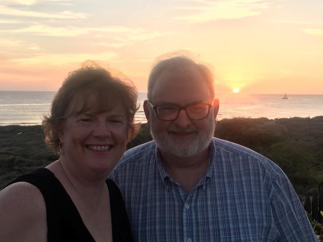Sunset in Aruba 2017